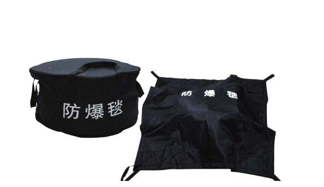 Anti - Explosion EOD Bomb Blanket For Police Army , Metro Public Places To Handle Bombs